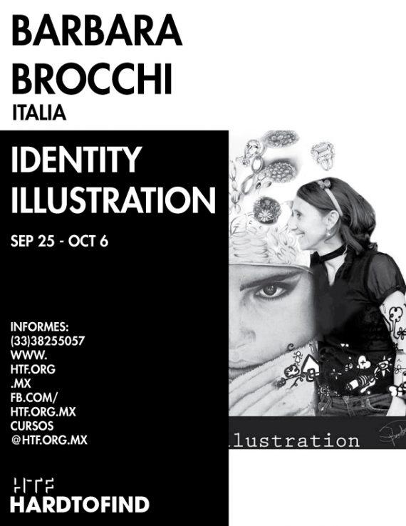 BARBARA BROCCHI //IDENTITY ILLUSTRATION