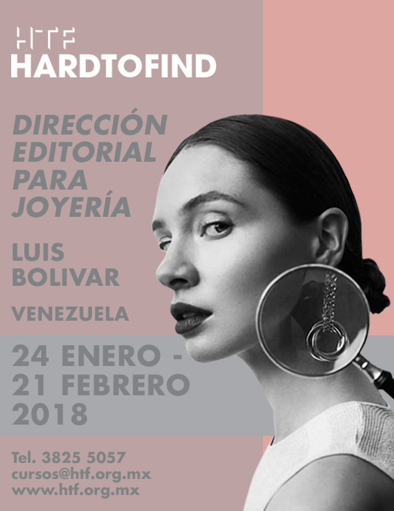 DIRECCIÓN EDITORIAL PARA JOYERÍA  // LUIS BOLIVAR