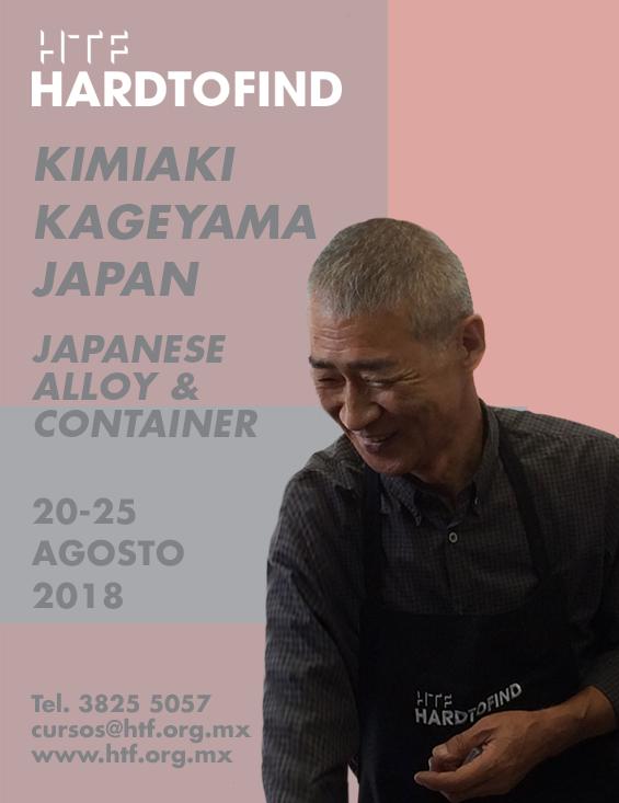 JAPANESE ALLOY & CONTAINER // KIMIAKI KAGEYAMA