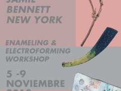 ENAMELING & ELECTROFORMING // JAMIE BENNETT