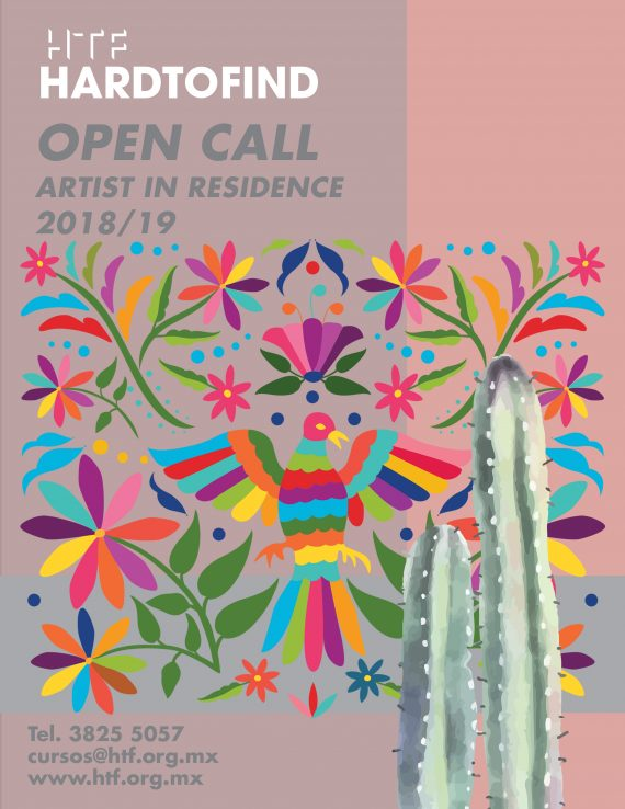 OPEN CALL // ARTIST IN RESIDENCE