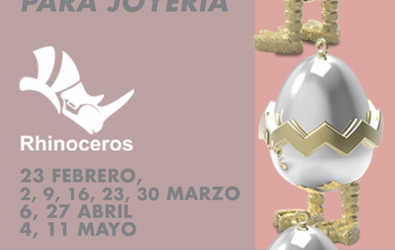 3D PARA JOYERIA // RHINOCEROS