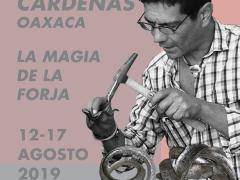 FELIPE CARDENAS // LA  MAGIA DE LA FORJA