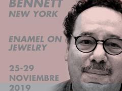 JAMIE BENNETT // ENAMEL
