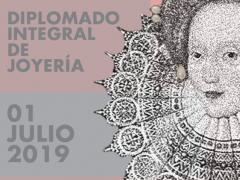 DIPLOMADO INTEGRAL DE JOYERIA  //  FOUNDATION YEAR DIPLOMA