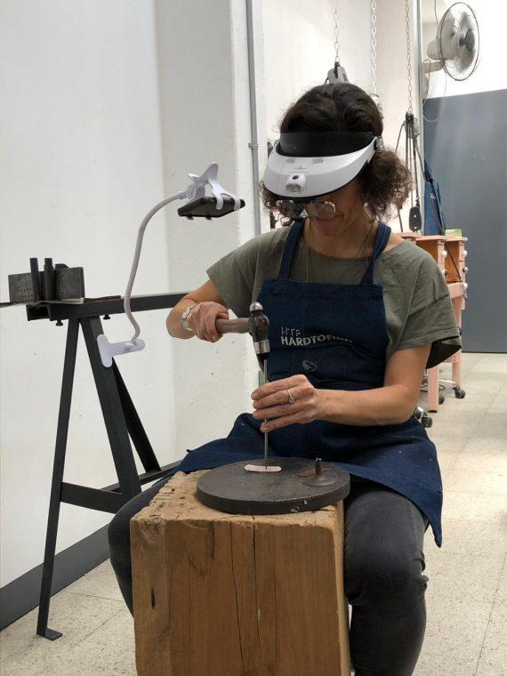 ARTIST IN RESIDENCE 2019 //  Deborah Wall