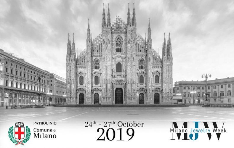 NOS VAMOS A EXPONER EN LA MILANO JEWELRY WEEK 2019