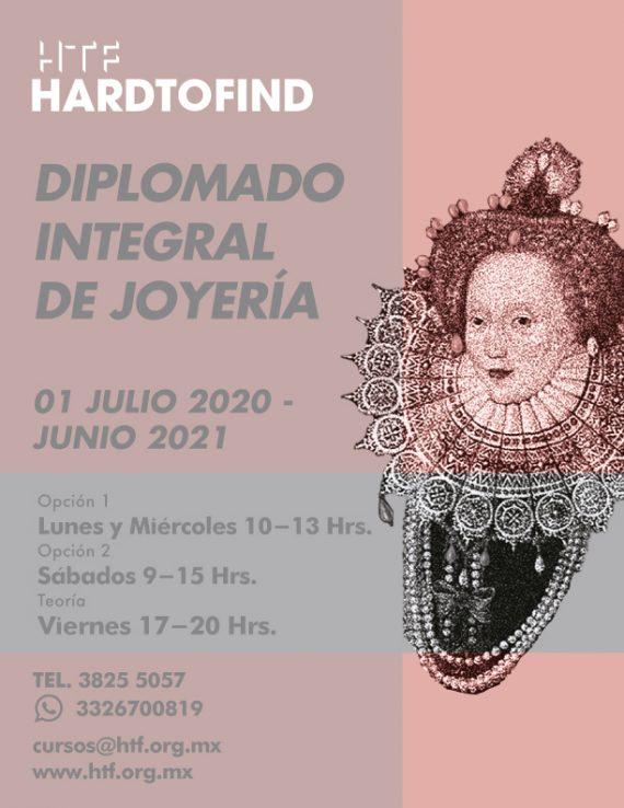 DIPLOMADO INTEGRAL DE JOYERÍA // PARA PRINCIPIANTES