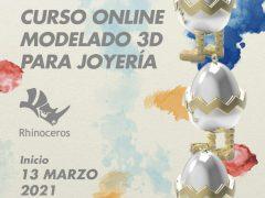 RHINOCEROS // MODELADO 3D PARA JOYERÍA