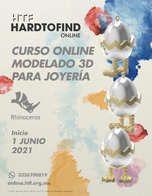 MODELADO 3D // ONLINE