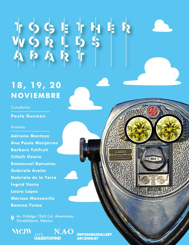 NEW YORK JEWELRY WEEK // TOGETHER WORLDS APART